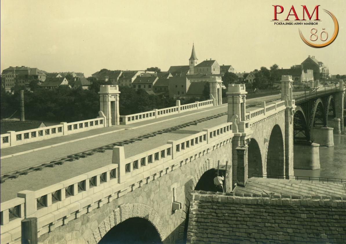 Glavni most v Mariboru
